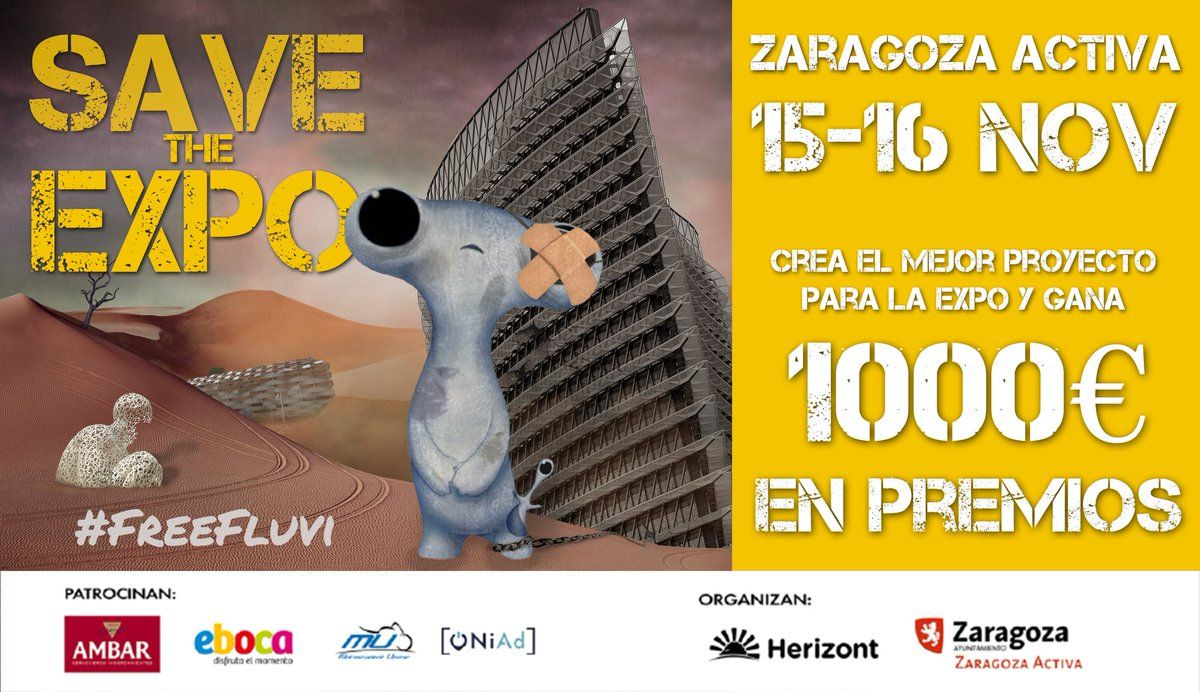 save the expo en zaragoza